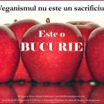 Veganismul nu este un sacrificiu